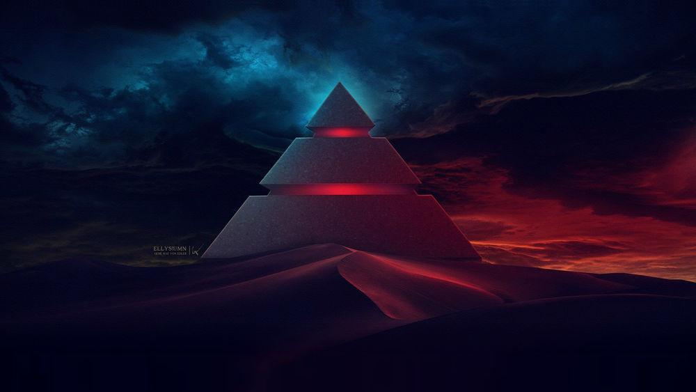 Картинка пирамида на рабочий стол