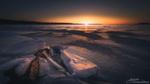 Обои Лед на южной береговой линии FInland / Финляндия, фотограф Juuso Oikarinen