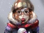 Обои Me Ling Zhoui / Мэй Лин Чжоу из игры Overwatch / Дозор, by Miriam-Moon