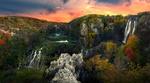 Обои Национальный парк с Плитвицкими озерами и водопадами, фотограф Marko Bishop Jadro