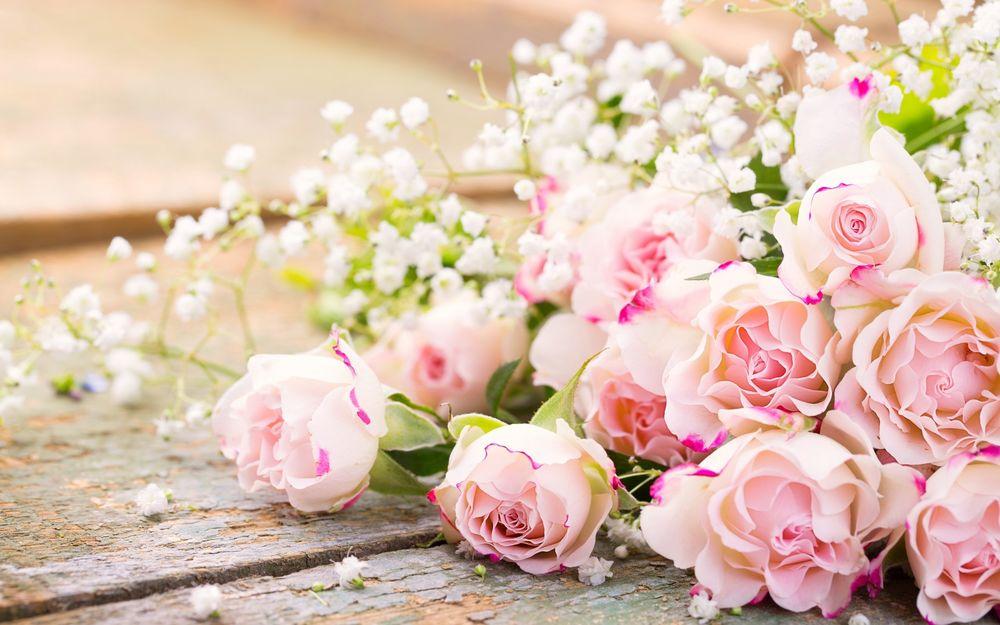 Картинки для, открытки с розами на рабочий стол