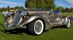 Обои Ретро автомобиль Auburn Speedster 1936, by pingallery