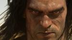 Обои Портрет Conan / Конана-варвара, персонаж игры Conan Exiles / Конан: Изгнанники