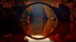 Обои Мост Ракотцбрюке (Чертов мост) осенью, Germany / Германия, фотограф Delano Balten