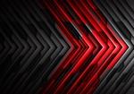 Обои Абстракция, серо-красные полосы