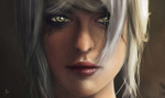 Обои Ciri / Цирилла, персонаж игры The Witcher 3: Wild Hunt / Ведьмак 3: Дикая Охота, by Reha Sakar