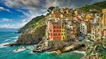 Обои Прибрежный город Риомаджоре, Италия / Riomaggiore, Italy