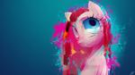 Обои Pinkie Pie / Пинки Пай из мультсериала My Little Pony: Friendship Is Magic / Мои маленькие пони: Дружба — это чудо, by JAVE-the-13