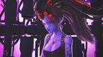 Обои Widowmaker / Роковая Вдова / Амели Лакруа из игры Overwatch / Дозор, by Dylan-Kowalski