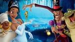 Обои Обои к мультфильму Принцесса лягушка