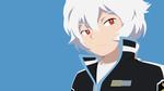 Обои Yuuma Kuga / Юма Куга из аниме World Trigger / Импульс мира, by ncoll36