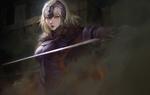 Обои Jeanne dArc / Жанна дАрк / Jeanne Alter / Альтер-Жанна, из игры Fate / Grand Order, by Dao Le Trong