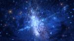 Обои Отражение в воде ночного звездного неба, by CZY