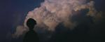 Обои Силуэт парня на фоне облачного неба, by HOEya