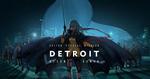 Обои M16A1-персонаж стратегии Girls Frontline / Девочки фронтовой линии, арт к игре Detroit: Become Human / Детройт: Стать человеком, by 59
