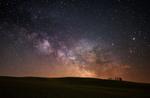 Обои Ночное небо Val dorcia, фотограф Arpan Das