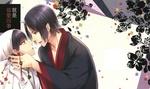 Обои Hakutaku / Хакутаку и Хозуки / Hoozuki лицом к лицу из аниме Хладнокровный Хозуки / Hoozuki no Reitetsu