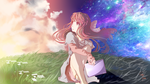 Обои Rin / Рин из аниме Shelter / Убежище, by Sei-Chan88