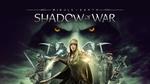 Обои Убийца Eltariel-The Blade of Galadriel / Эльтариэль-Клинок Галадриэли, назгулы, гном и орк, арт к игре Middle-earth: Shadow of War / Средиземье: Тени Войны
