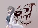 Обои Фея с шоколадными крыльями