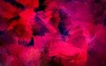 Обои Абстрактный розовый с синим фон
