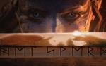Обои Воительница Senua / Сенуа, персонаж видео игры Hellblade: Senua's Sacrifice / Жертвоприношение Хелльблада Сенуа