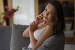 Обои Модель Ангелина Петрова, фотограф Chris Bos