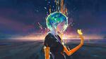 Обои Phosphophyllite / Фосфофиллита из аниме Houseki no Kuni / Страна самоцветов, by WayneChan