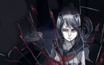 Обои Ayano Aishi / Yandere-chan из игры Yandere Simulator