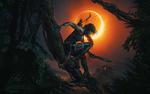 Обои Lara Croft / Лара Крофт - персонаж игры Tomb Raider / Расхитительница гробниц