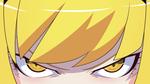 Обои Oshino Shinobu / Осино Синобу из аниме Bakemonogatari / Истории монстров, by Dekodere
