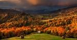 Обои Осень в Карпатах, фотограф Полюшко Сергей