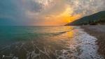 Обои Закат на Черном море. Фотограф Лашков Федор