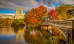 Обои Осень в Центральном парке, New York / Нью-Йорка. Фотограф John S