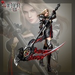 Обои Девушка-воин из игры HIT / Heroes of Incredible Tales, by 3Q STUDIO
