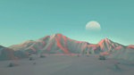 Обои Горный пейзаж, by Mark Kirkpatrick