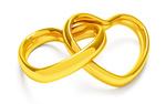 Обои Сердечки символ верности
