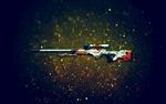 Обои Оружие AWP azimov CS-GO