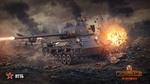 Обои Советский легкий танк тяжелого бронирования (ЛТТБ)