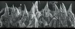 Обои Ночная сходка людей в одежде Ку-клус-клана, by Vincent Valdez