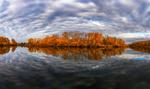 Обои Буйство красок осеннего Урала. Фотограф Сагайдак Павел