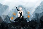 Обои Vocaloid Hatsune Miku / Вокалоид Хацуне Мику, by color-sekai