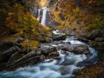 Обои Осень на Valdres, Norway / Вальдрес, Норвегия. Ole Henrik Skjelstad