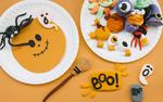 Обои Сладости к Хэллоуину / Halloween (Boo!)