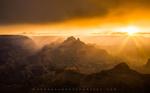 Обои Рассвет в горах, фотограф Dag Ole Nordhaug