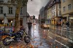 Обои Баварская дождливая погода, фотограф Ed Gordeev