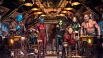 Обои Герои кинофильма Guardians of The Galaxy 2 / Стражи галактики 2