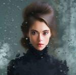 Обои Модель Катя, by Alena Nikonenko