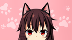 Обои Michi Kuroki / Мичи Курокииз аниме Nora to Oujo to Noraneko Heart / Нора, принцесса и бродячая кошка, by sanoboss