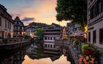 Обои Дома вдоль канала. Фотограф Pascal Schirmer